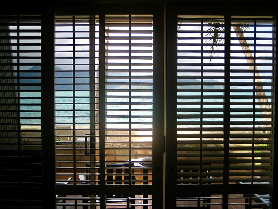 Why Mini Blinds Make Perfect Blinds for French Doors in Bellingham