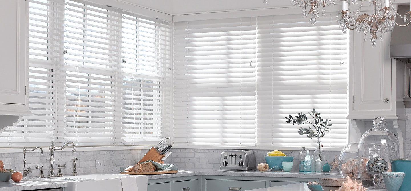 Why Faux Wooden Blinds in Burien Are Perfect for the Bathroom