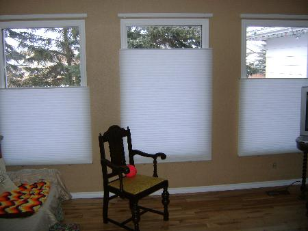 How to Use Cellular Shades in Fredericksburg During the Winter Months