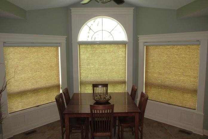 View our gallery of custom window blinds shades shutters more roller shades simply beautiful solutioingenieria Image collections