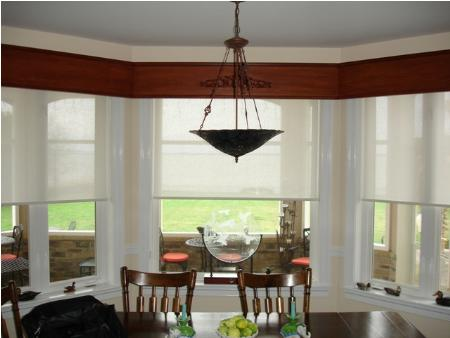 4 Reasons Roller Shades in Alexandria Are Perfect for Every Room in Your Home