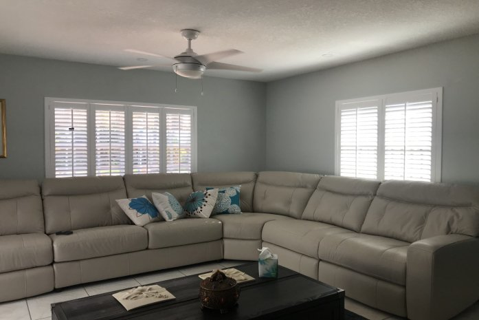 What Is the Best Material for Plantation Shutters in Seguin?