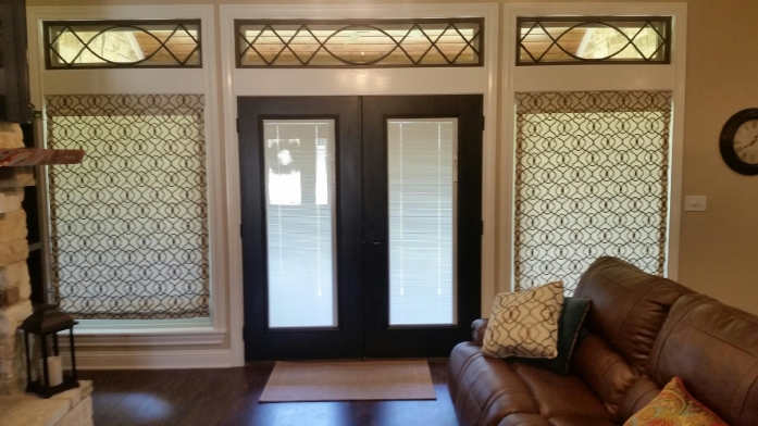 How Roman Shades in Bastrop Can Help Improve Productivity When Working from Home