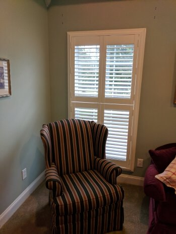 Enlightened Style Composite Shutters