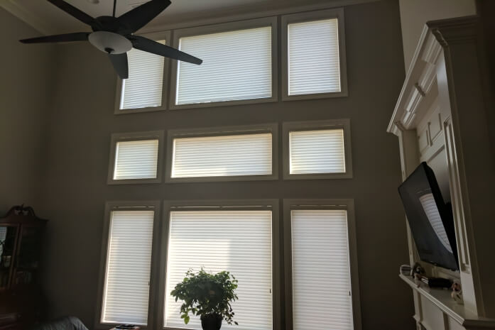 Enlightened Style Silhouette Window Shadings