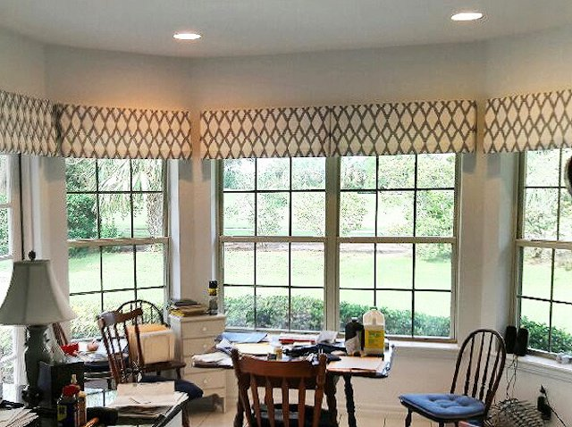 Patterned Valances The Perfect Spring Window Fashion