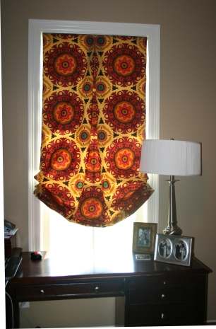 4 Ideas for Patterned Roman Shades in Nampa