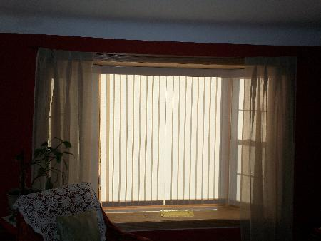 Why Vertical Blinds in South Side Are Perfect for Your Large Windows