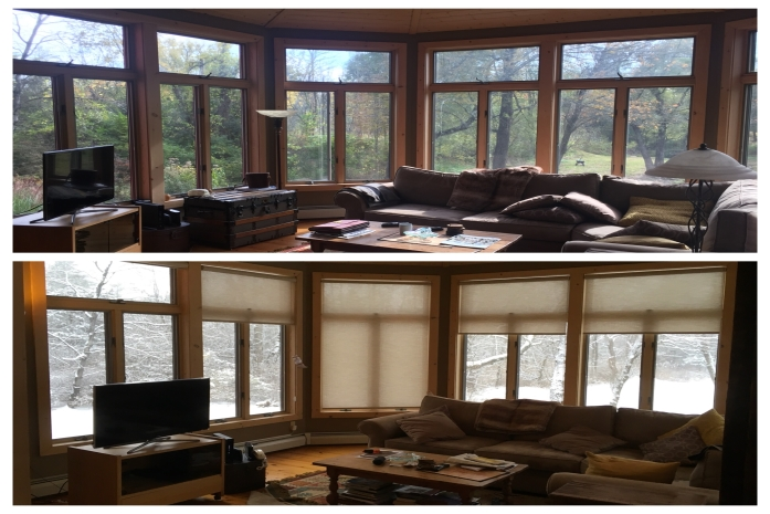 Are Solar Shades in Marysville Good for Winter?