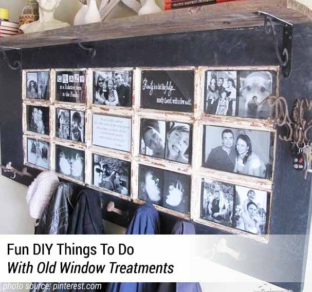 Fun Diy Things To Do With Old Window