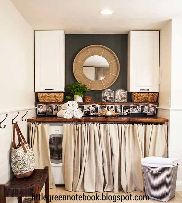 So Which Curtains Should You Choose This Depends On Your Wants And Needs For The Room If Laundry Window Faces A Neighbor S House Or Public Area