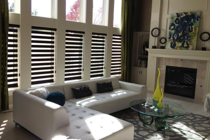 Accent A Beautiful Room With Illusion Shades From Lafayette Interior Fashions