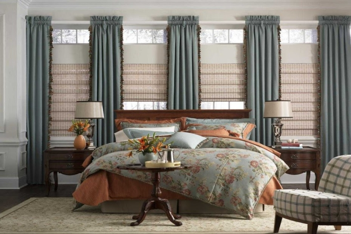 How Roman Shades in Alexandria Can Brighten Up Your Home