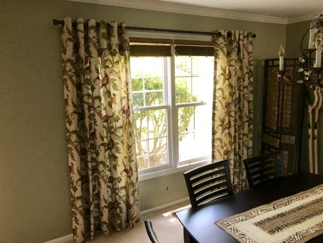 4 Colors You Need for Draperies in Vista in the Winter Months