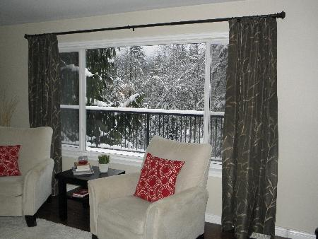 How to Protect Your Drapes in Horse Creek Ridge from Winter Sun Damage