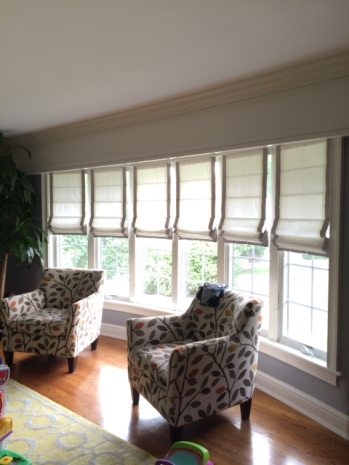 4 Tips to Make Roman Shades in Camano Island Work with Your Décor
