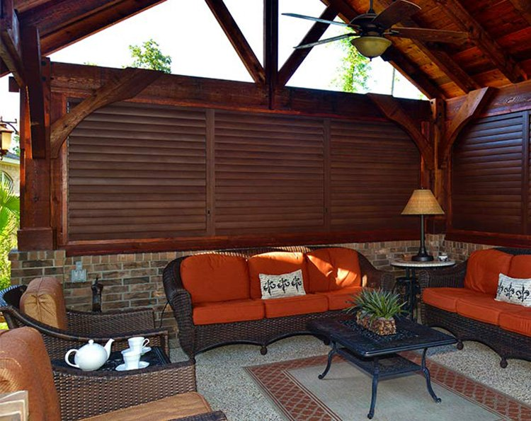 Faux Wood or Real Wood Shutters in Baldwin: Why It Doesn't Really Matter What You Get