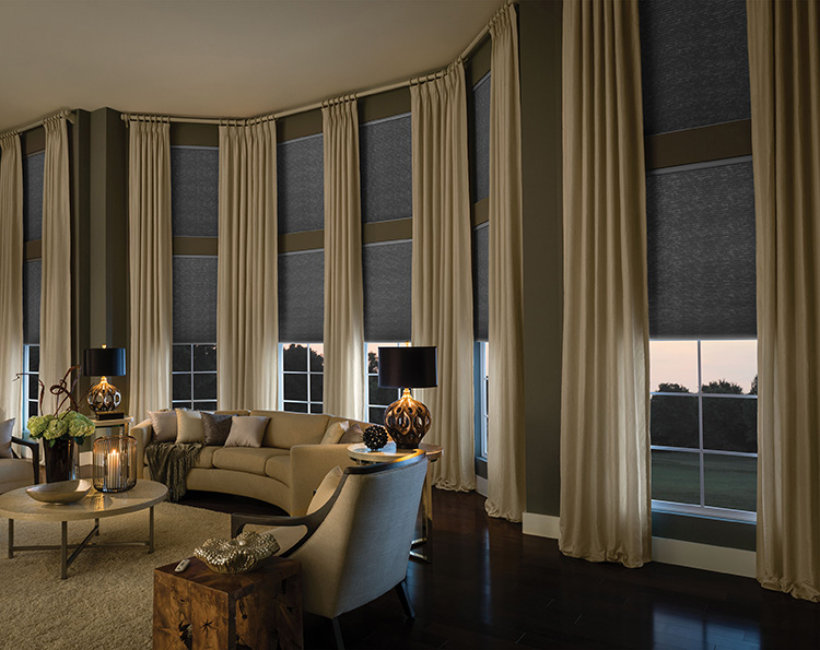 Can Blackout Shades in Alexandria Be Too Dark for a Room?