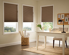 How Do I Choose Window Treatments For My Home Office?