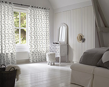 Three Floral Designs for Your Window Curtains in Alexandria