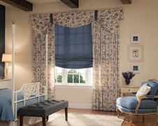 How to Use Window Drapes With an Arched Window
