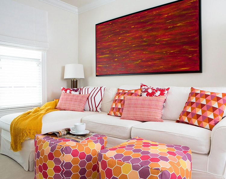When to Use Colorful Window Coverings in Waller in Your Home
