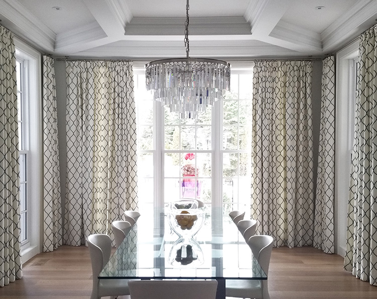 Why Drapes in East Meadow Could Be Perfect for Your Sliding Patio Doors