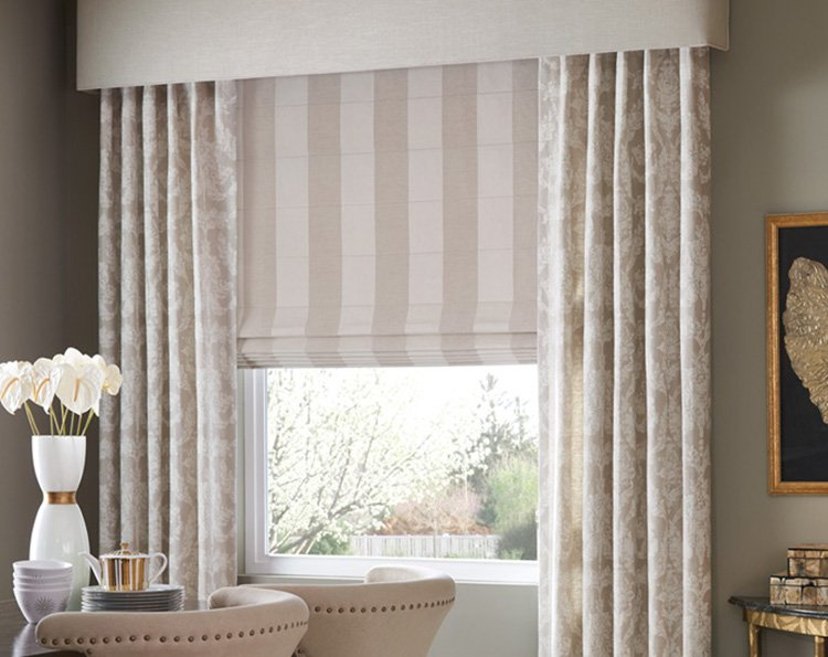 What Types of Drapes in New Albany Do You Need for Your Home Office?