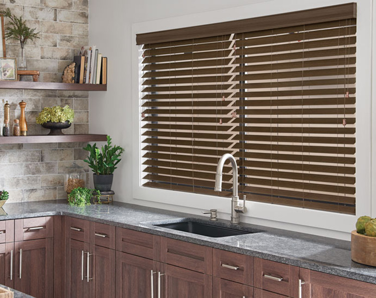 Do You Need Special Products to Clean Faux Wood Blinds in Bastrop?