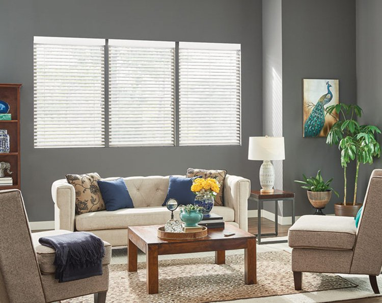 What Are Faux Wood Blinds in Frankfort Made Of?