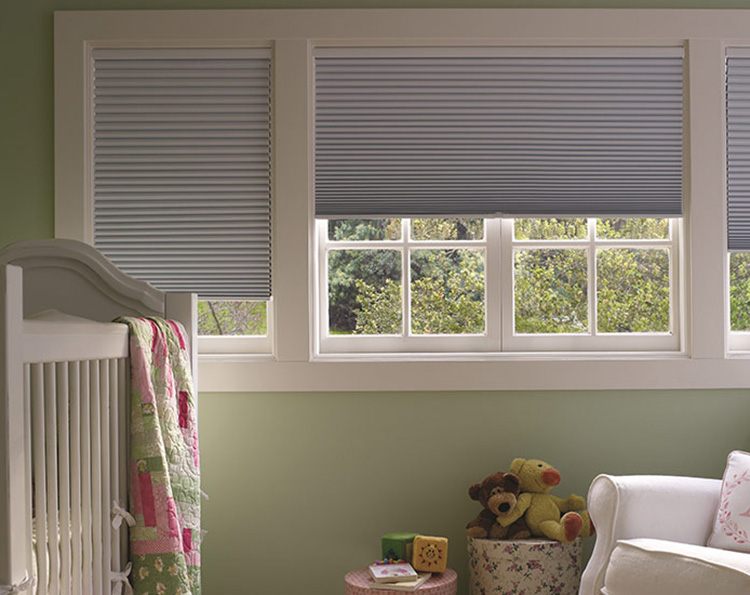 Window Shades In Boise Offer A Large Variety Of Advantages