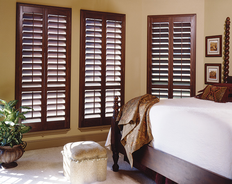 How Plantation Shutters in East Rockaway Are Year-Round Must-Haves