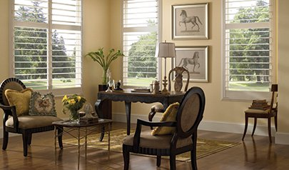 Plantation Blinds in Georgetown: Mixing Blinds and Shutters for Maximum Benefits