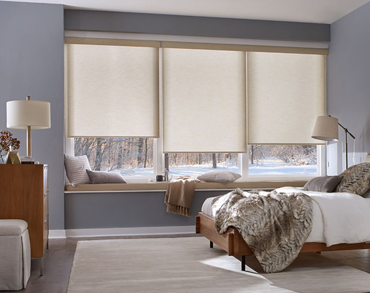 Benefits You Will Receive From Adding Roman Shades In Kuna To Your Windows