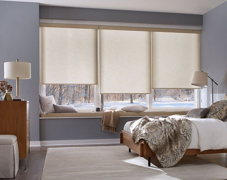 Transform Your Windows With Roller Shades In Olympia