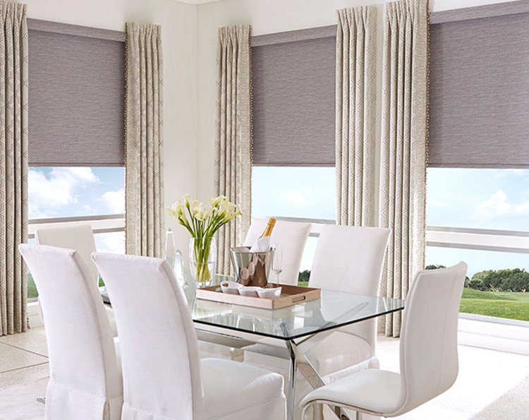Why Are Roller Shades In Lake Forest The Perfect Window Treatment For Your Home?