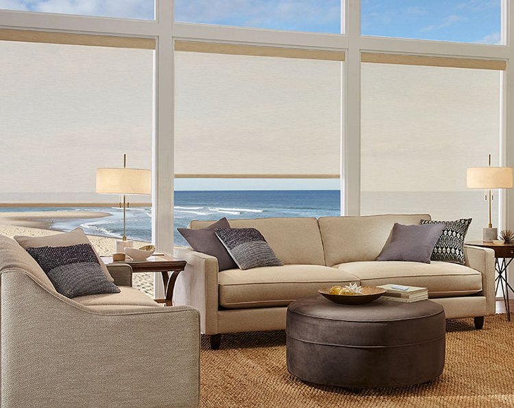 Why Roller Shades in Baldwin Are Excellent for Your First Home Purchase