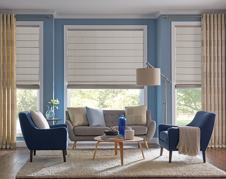 Why Opt for Fabric Roman Shades in South Hill for Your Home