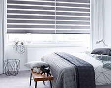 Here's Why Banded Shades Are So Popular Right Now