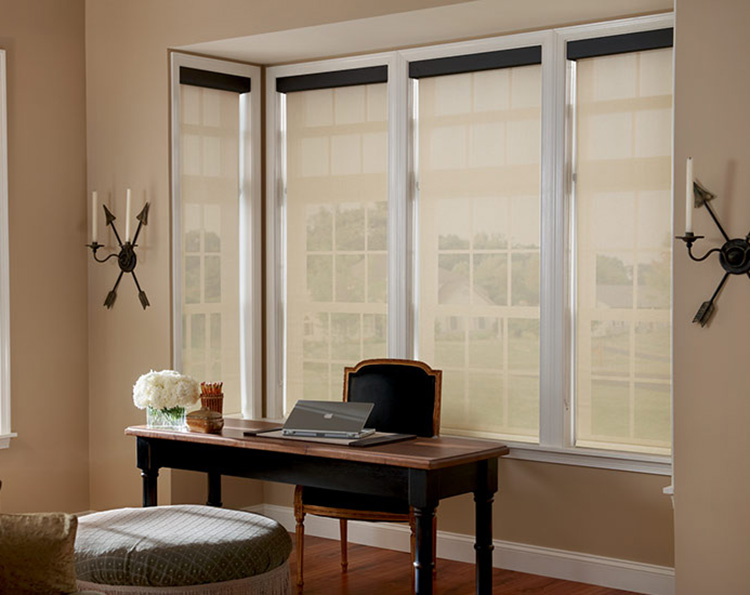 4 Reasons Solar Shades in Lakewood Work So Well in the Conservatory