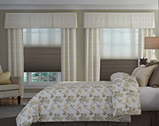 Patterned Valances: The Perfect Spring Window Fashion
