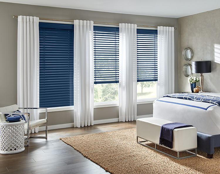 Shades, Drapes, and Blinds in New Albany: The Most Romantic Options for the Bedroom