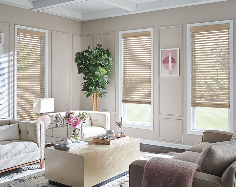What Makes Wooden Blinds In Eagle Popular For So Many Homes?