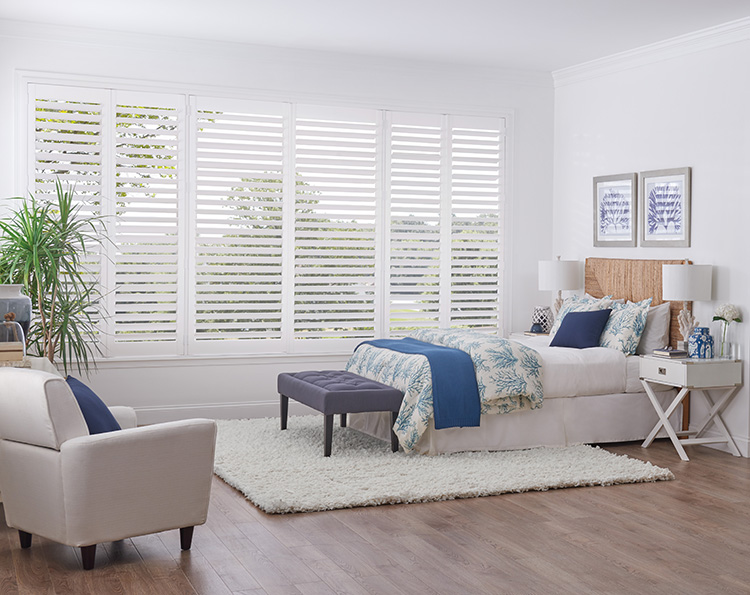 Are Shutters in Freeport the Best Type of Window Coverings for Your Conservatory?