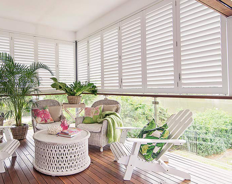 Why Faux Wood Is the Best Material for Window Shutters in Blaine