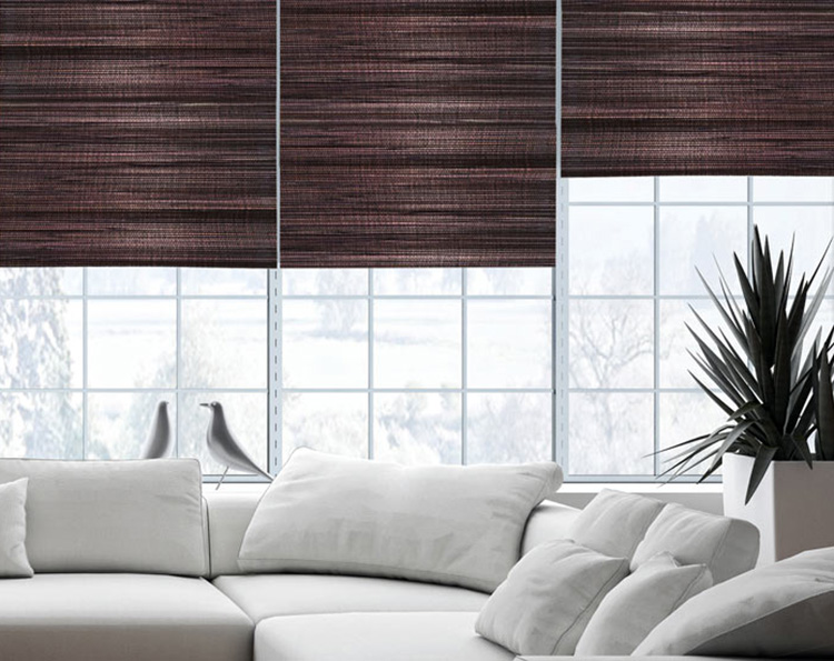 Why Woven Wood Roman Shades in Adna Are Perfect