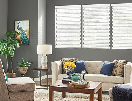 View Our Gallery Of Custom Window Blinds Shades Shutters More Budget Lancaster Pa