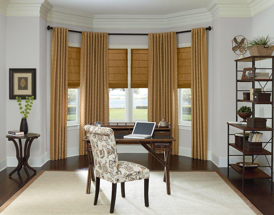 12 Beautiful Window Treatment Ideas
