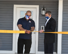 2020: A Year Of Joyous Homecomings With Homes For Our Troops For 23 Severely Injured Veterans