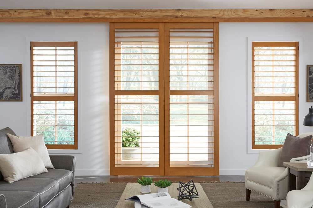 Plantation shutters offer several benefits to those looking for home improvement ideas on a budget